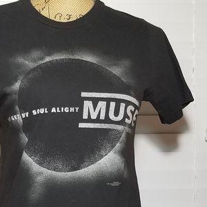 🦊 2/$20 🦊 | MUSE | Tee | GUC | 2014